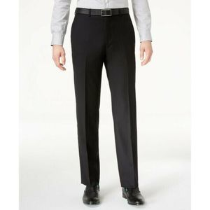 Calvin Klein Pants 8 Wool Stretch Slim Straight